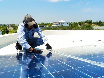 pannello solare con serbatoio integrato