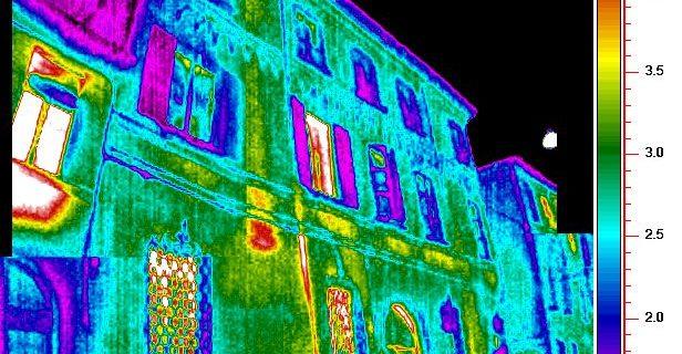 Termografia edile: che cos'è e perché è utile per risparmiare